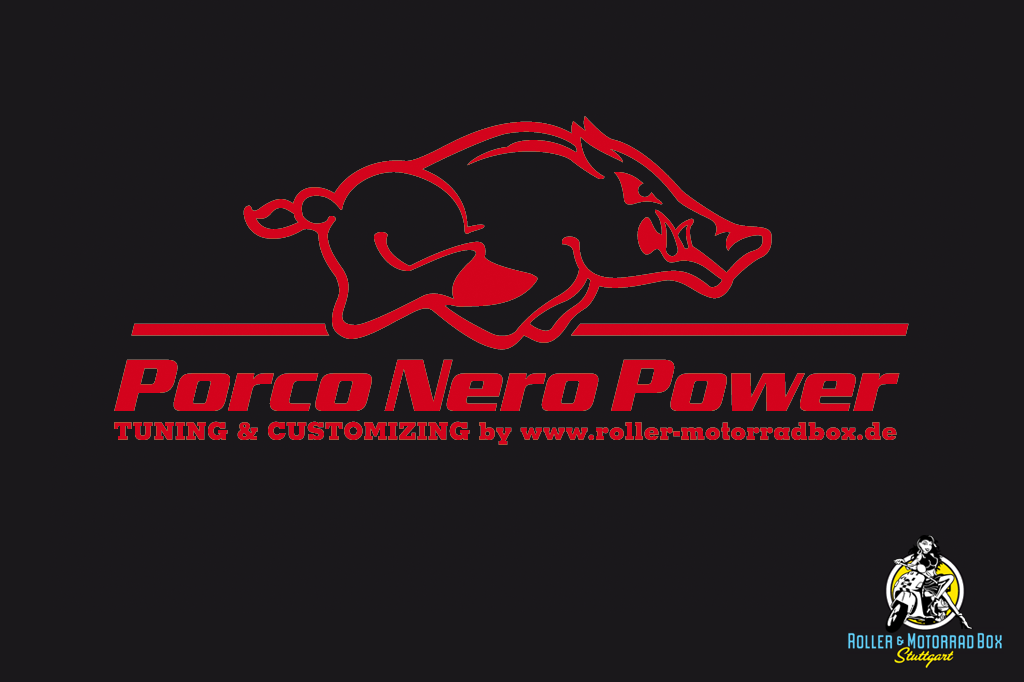 Porco Nero Power Tuning Customizing 1
